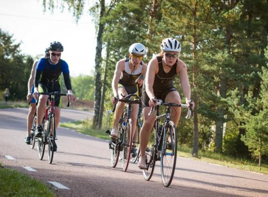 Cykling i Käringsund och Eckerö
