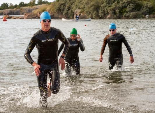 Triathlon vid Käringsund Resort & Conference
