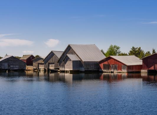Fiskeläget i Käringsund
