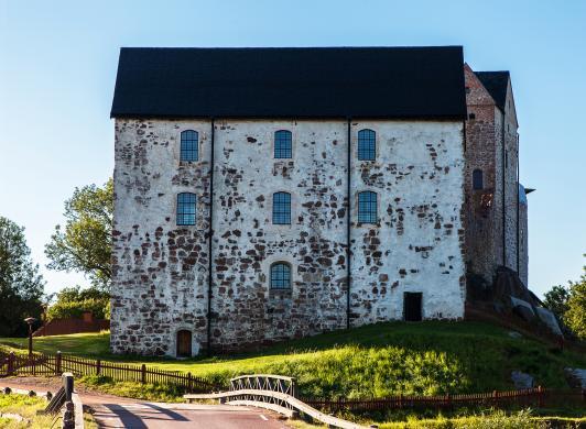 Kastelholms slott, bild från Visit Åland/Tiina Tahvanainen