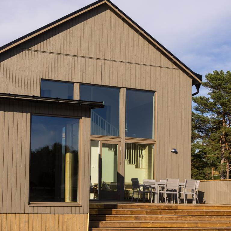 Villa i Strandby Käringsund